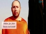 Video Purportedly Shows ISIS Beheading Of US Journalist