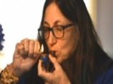 Veterans Line Up For Free Pot Candidate Smokes Pot In Ad