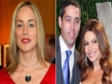 Vergara's Ex With Sharon Stone?