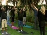 VA Explores Using Yoga, Tai Chi To Treat PTSD