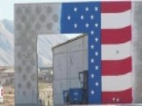 Vet Sounds Off On Texas School Painting Over Flag Mural