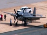 Vintage Plane Makes Emergency Landing In DC