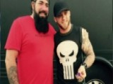 Vet Gives His Purple Heart To Country Star Brantley Gilbert