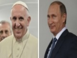 Vladimir Putin In Italy To Meet With Pope Francis