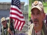 Vet Walks Across US To Raise Awareness For Veterans' Issues