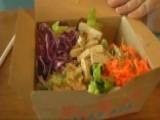 Vegetarian Drive-thru Opens For Business