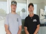 Volunteers Standing Guard After Tennessee Attacks
