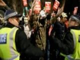 Violent Anti-capitalism Protests Erupt In London