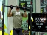 Veterans Attempt To Break Pull-up Record For A Good Cause