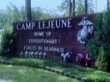 Veterans Sue VA Over Water Poisoning At Camp Lejeune
