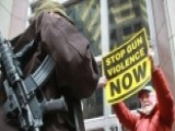 Veterans Debate Both Sides Of The Gun Control Issue