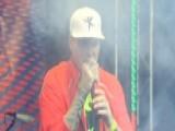 Vanilla Ice Performs 'Ninja Rap'