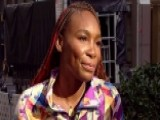 Venus Williams Shares Tips For Staying Fit And Focused