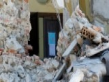 Violent Aftershocks In Central Italy Send Survivors Running