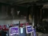 Vandals Destroy North Carolina GOP Headquarters