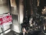 Vandals Torch Inside Of North Carolina GOP Headquarters
