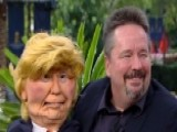 Ventriloquist Terry Fator Welcomes 'The Five' To Las Vegas
