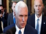 Vice President-elect Pence's Key Role In Trump Transition