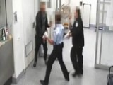 Violent Attack On Hospital Staff Caught On Tape