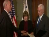 Vice President Mike Pence Swears In Gen. John Kelly