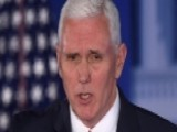 Vice President Pence To Speak At March For Life Event