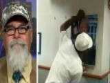 Veteran Weighs In After VA Hospital Removes Trump Portrait