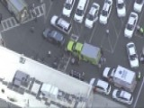 Vehicle Drives Into Group Of Pedestrians In Boston