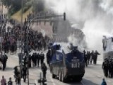 Violent Protests Break Out For Second Day At G-20 Summit