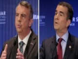 Virginia Governor Candidates Spar Over Economy, Confederacy