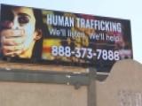 Vegas Ad Campaign Brings Awareness To Human Trafficking