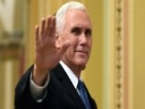 Vice President Pence Departs For Middle East Trip