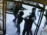 VIOLENT Video: Accused Shoplifter Attacks Store Owner