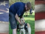 Veteran Opens Up About How His Service Dog Changed His Life
