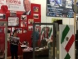 Voters In US Await Mexican Election