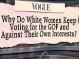 Vogue Targets White Republican Women Voters After Midterms