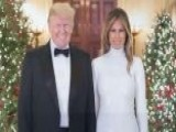 Vogue Criticizes Trumps Over Christmas Photo