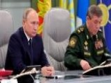 Vladimir Putin Oversees Hypersonic Missile Test, Says New Russian Weapon Will Make Missile Defense Systems Useless