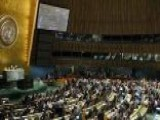 World Leaders Gather For UN General Assembly Meeting