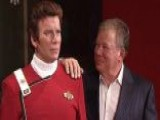 William Shatner Talks Voiceovers, 'Star Trek' Reboot