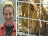 What Provoked Lion To Kill Intern At Animal Sanctuary?