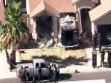 Wild Police Standoff Ends In Arizona