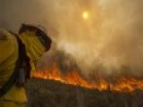 Wildfires In California Spike This Year