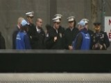 West Point Cadets Visit Ground Zero