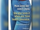 White House Using Mom Jeans To Promote ObamaCare