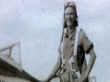 WWII Woman Fighter Pilot Honored