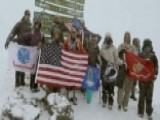 Wounded Warriors Climb Africa's Tallest Mountain