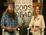 Willie And Korie Robertson Defend Faith In Big Screen Debut