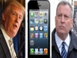 Web Exclusive: Trump On De Blasio, Advice For Apple