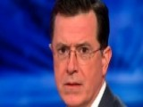 What Will Happen When Colbert Steps Out Of Character?