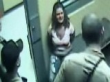 Woman Stripped Naked, Pepper-sprayed And Left In Jail Cell